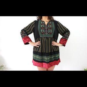 Dresses & Skirts - Boho Flow Floral Dress